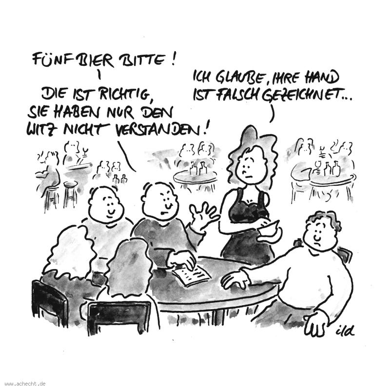 Cartoon f nf bier ach echt cartoons und so - Morgenlatte lustig ...
